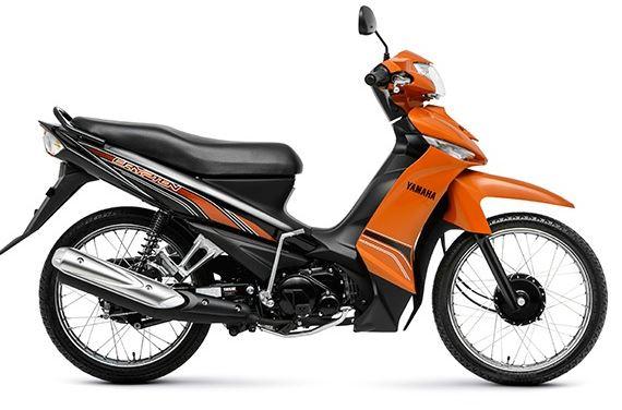 Yamaha_T115_Crypton_2014_laranja