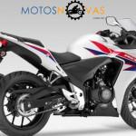 Honda CBR 500 R 2014