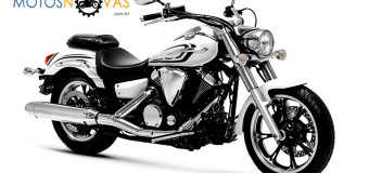 Yamaha Midnight Star 2014