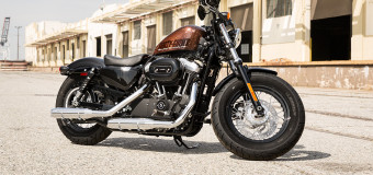 Nova Harley Davidson Forty-Eight 2014