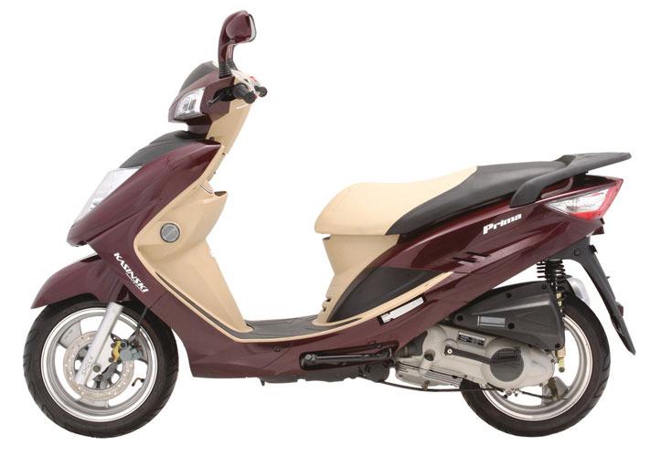 Scooter-Prima-150-2014