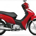 honda-biz-125-vermelha