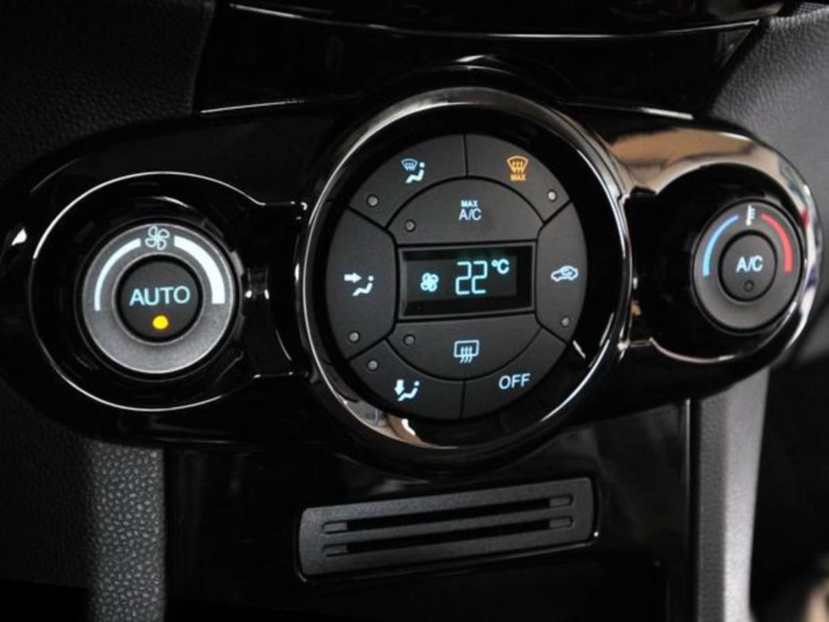 Veja Fotos Do New Fiesta 2014 | Car Interior Design