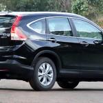 Veiculo / Teste com o novo automovel Honda CR-V 4WD - EXL