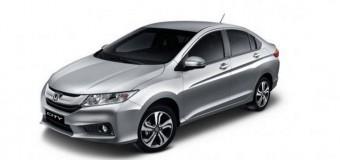 Novo Honda City 2015 – Preço, modelos, cores, fotos, consumo, desempenho
