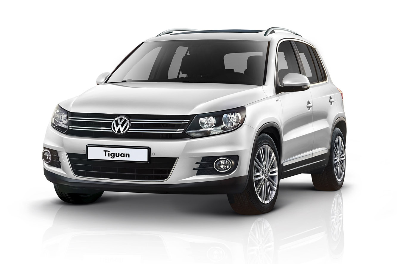 nova tiguan 2015 da volkswagen pre o vers es fotos. Black Bedroom Furniture Sets. Home Design Ideas