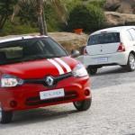 Novo Renault Clio no Rio de Janeiro - 08/09/2012./ Foto: Luiz Costa / La Imagem