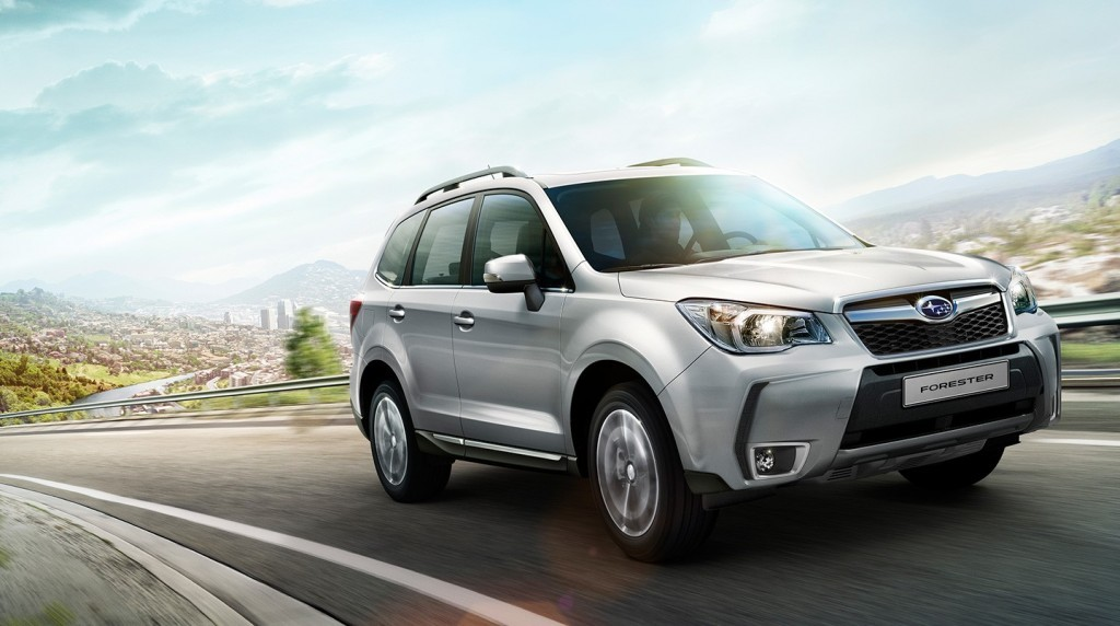 Forester 2015