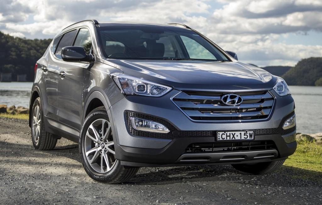 Hyundai Santa Fe Elite