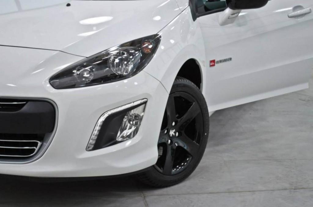 Novo Peugeot 308 2015 2016