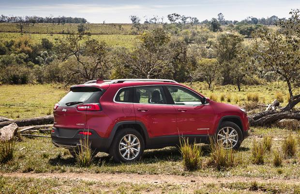 Jeep Cherokee 2015 2016 - Preço, Versões, Consumo, Fotos
