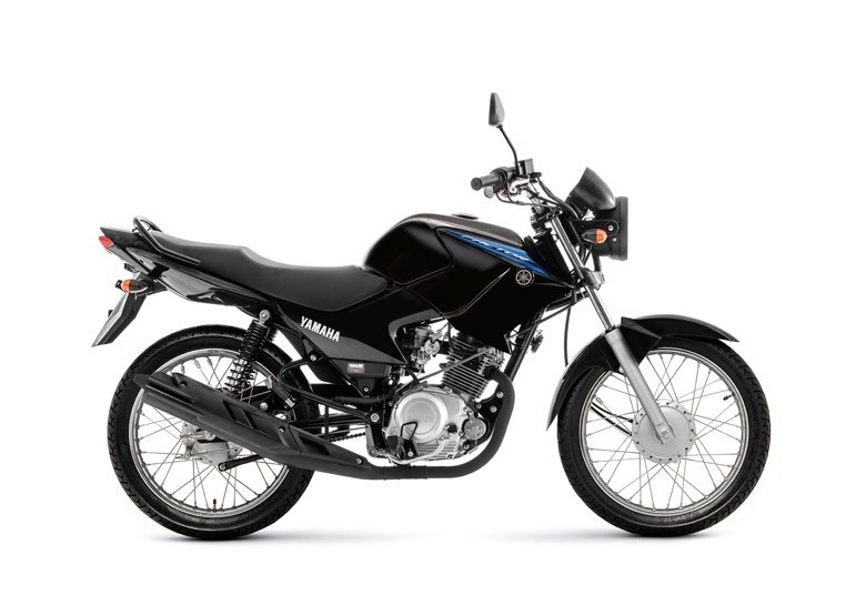 YBR 125 2015 preço