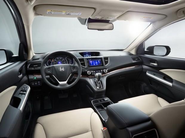 CRV 2015 interior