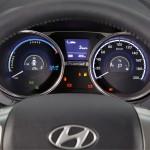 Hyundai Tucson ix35 Hydrogen steering
