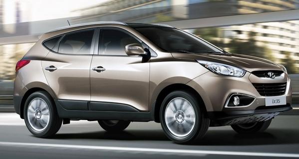 Hyundai IX35 2015 Preço