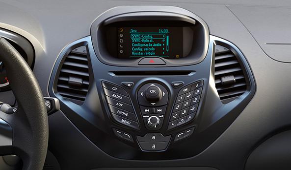 Novo Ka+ 2015 2016 sedan
