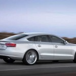 Audi A5 Sportback 2015 2016
