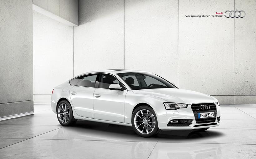 novo audi a5 sportback 2015 2016 pre o fotos opini es. Black Bedroom Furniture Sets. Home Design Ideas