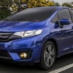 Novo Honda Fit frente