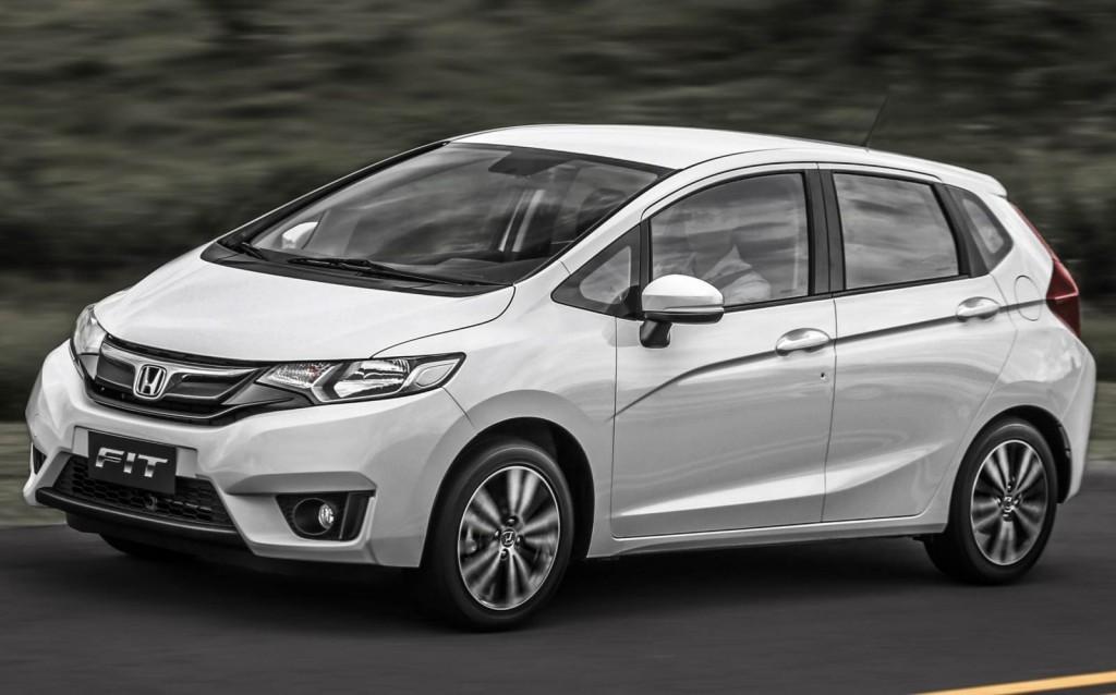Honda Fit 2016 preço