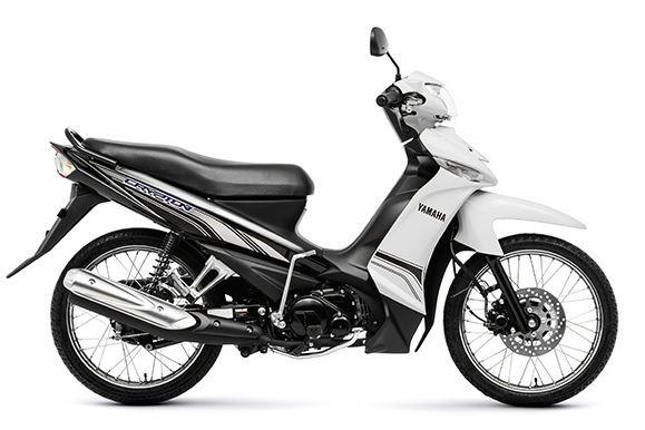 Melhor moto 100 cc Crypton