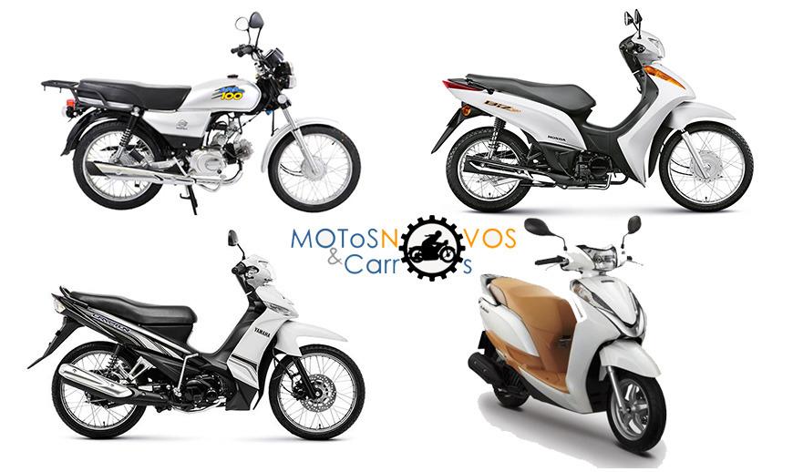 melhores motos 100 cc 2015 2016
