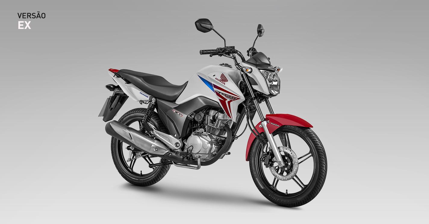 Nova CG 150 Titan 2015 2016