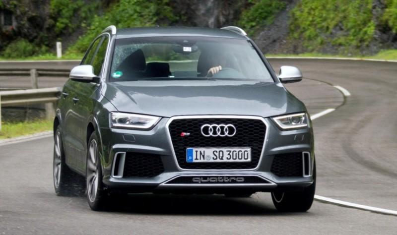 Novo Audi Q3 2015