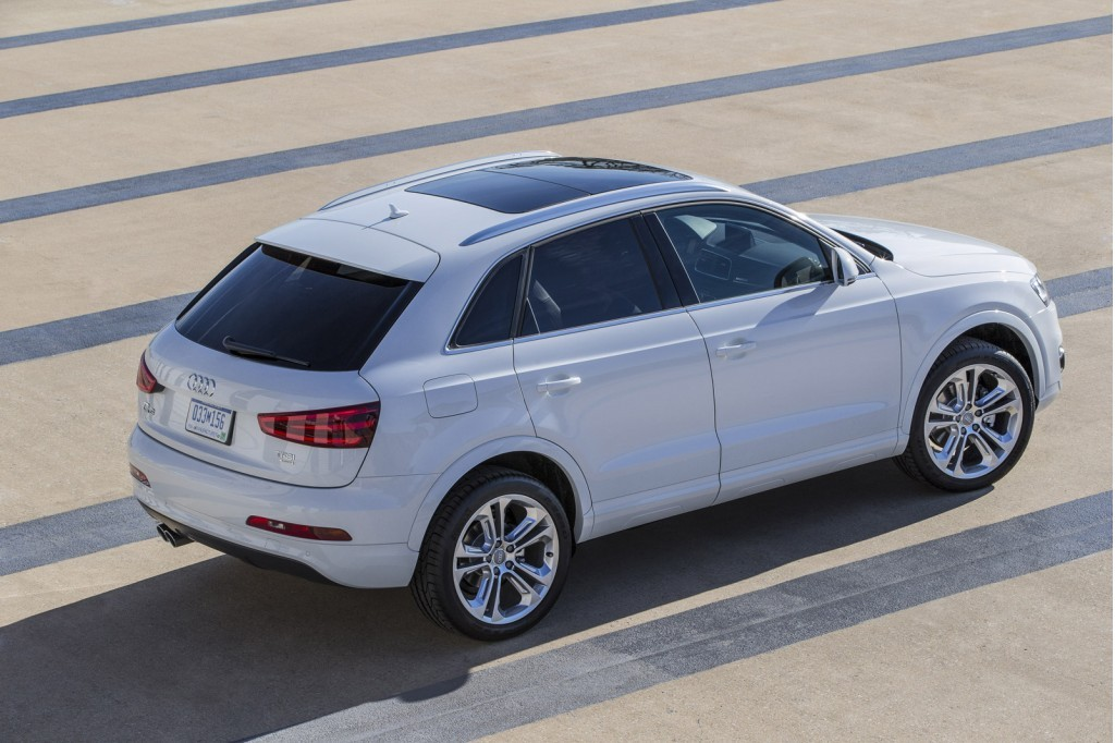 Novo Audi Q3 2015 Pre 231 O Fotos Consumo Ficha T 233 Cnica