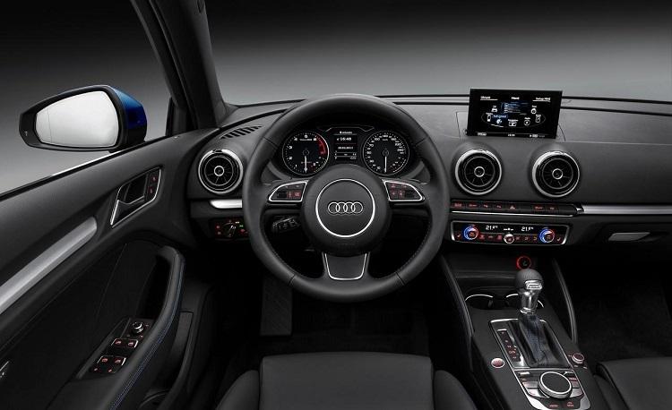Novo Audi Q3 2015 - interior