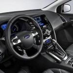 Ford Focus Sedan 2015 2015