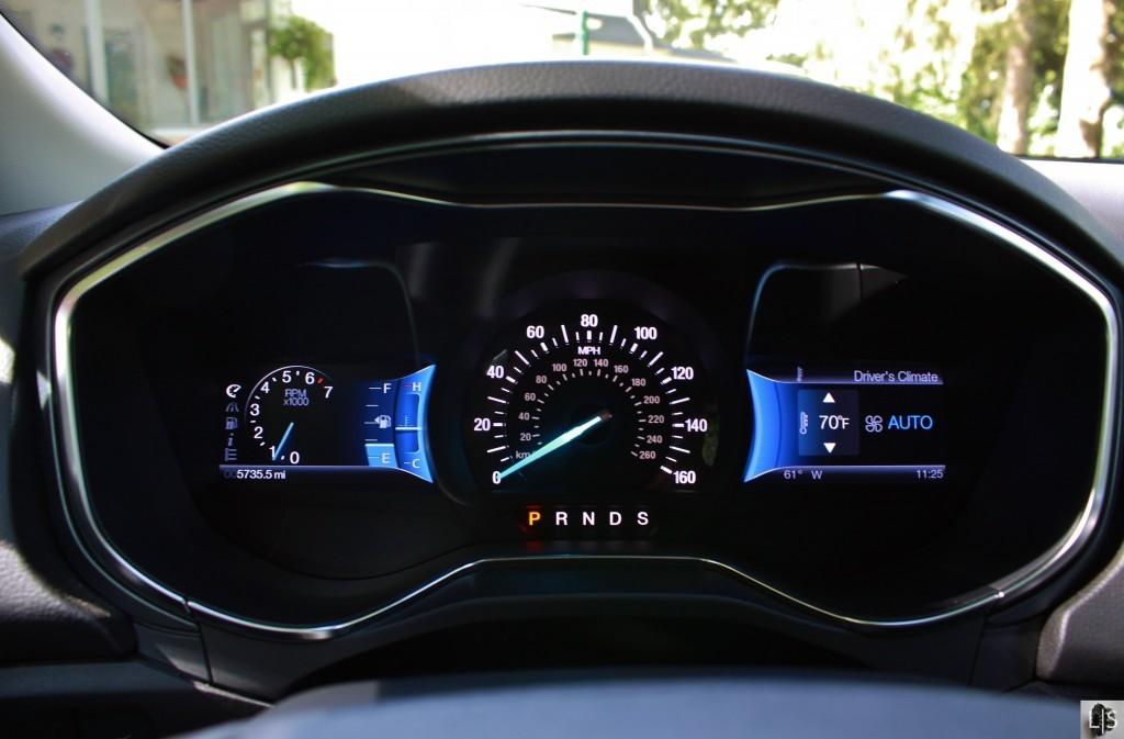 Novo Ford Fusion 2015 2016