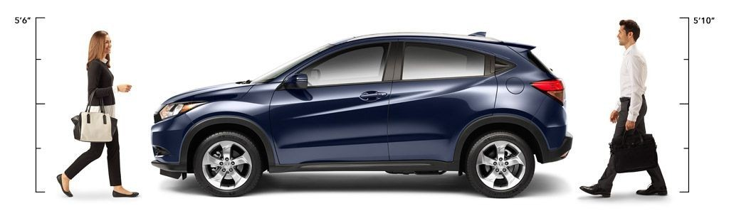 Novo Honda HRV 2016