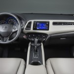 Novo Honda HRV 2016 interior