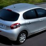 Novo Peugeot 208 2015 2016