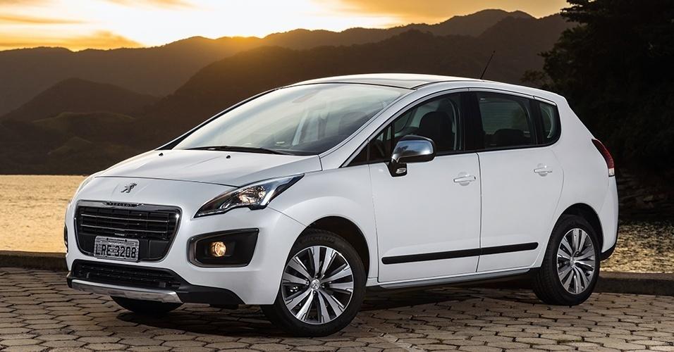 Peugeot 3008 2015 2016