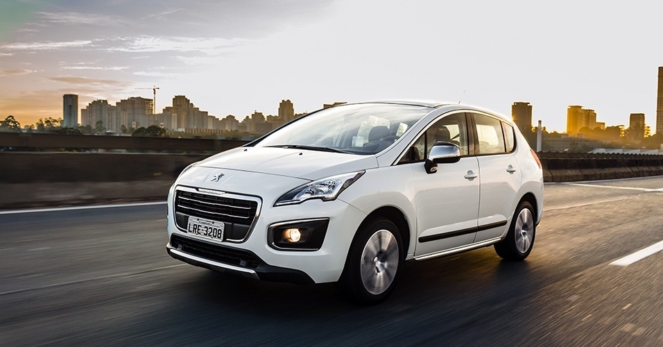 Peugeot 3008 2015