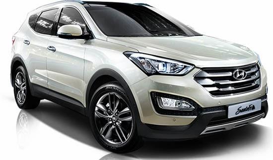 Nova Santa Fe 2016 - melhor SUV 7 lugares