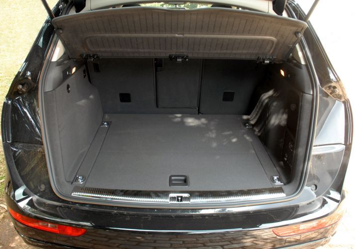 Novo Audi Q5 2015 2016 porta malas