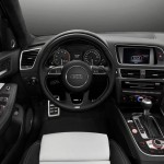 Audi Q5 2015 2016 interior