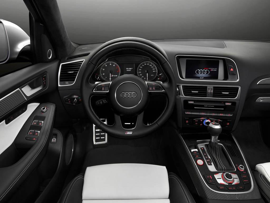 Audi q5 interior 2015