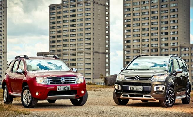 Duster ou Aircross