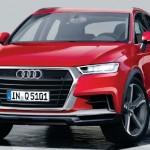 Audi Q5 frente