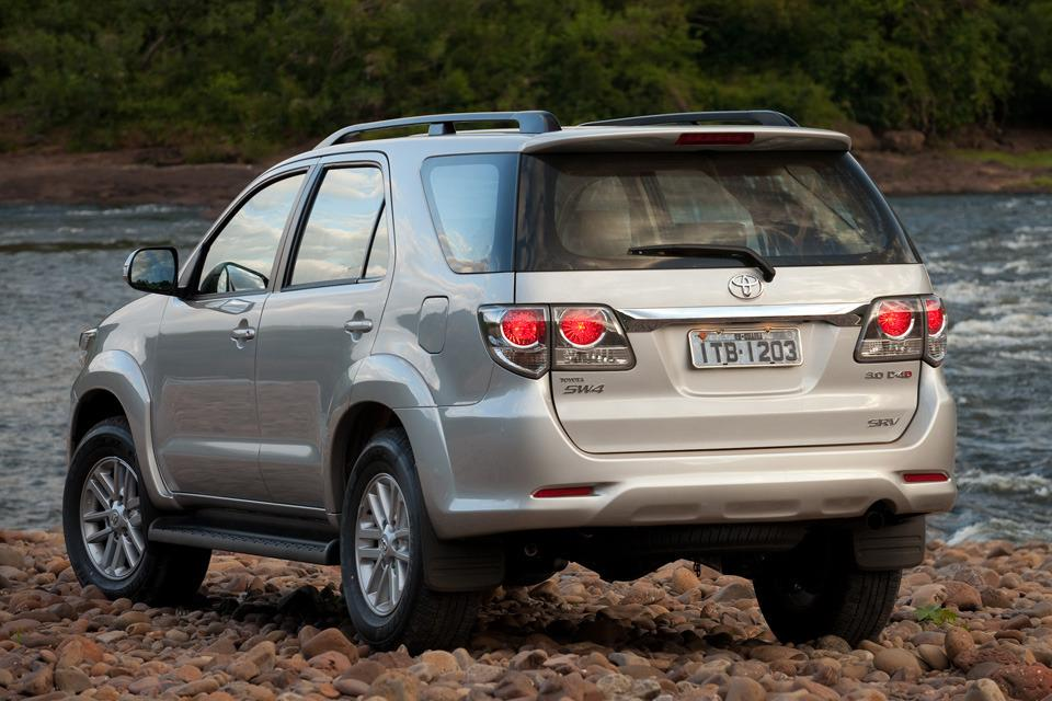 Image Gallery 2015 Toyota Sw4
