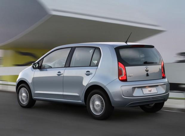 Novo Volkswagen UP 2016