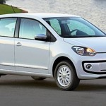 Novo Volkswagen UP 2016