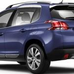 Novo Peugeot 2008 2016