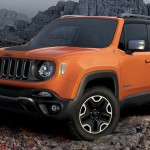 Novo Jeep Renegade 2015 2016