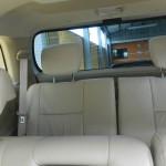 Nova Toyota SW4 interior