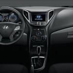 Hyundai HB20x 2015 2016 interior